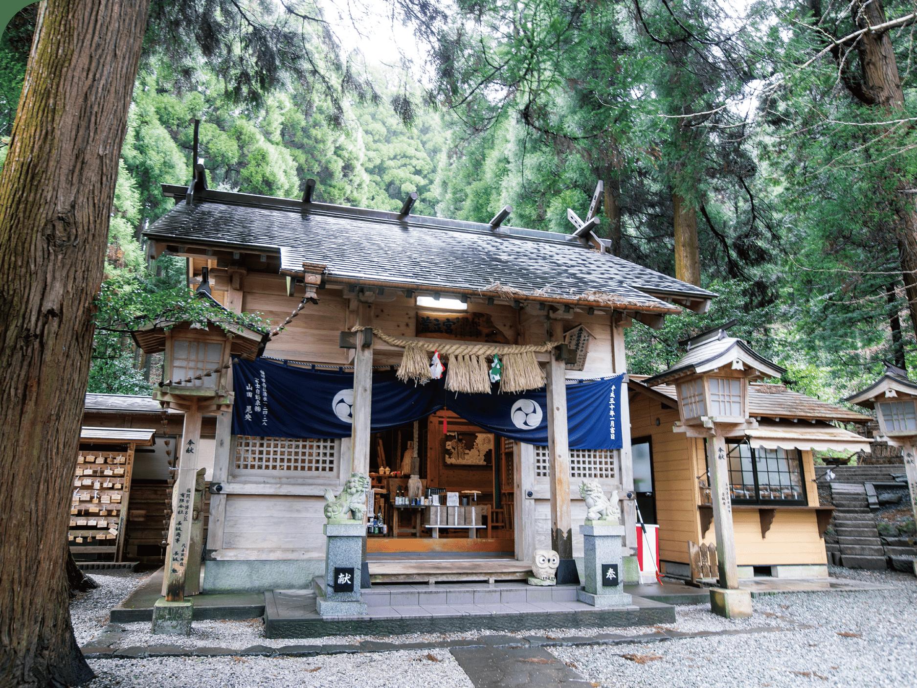 荒立神社 写真