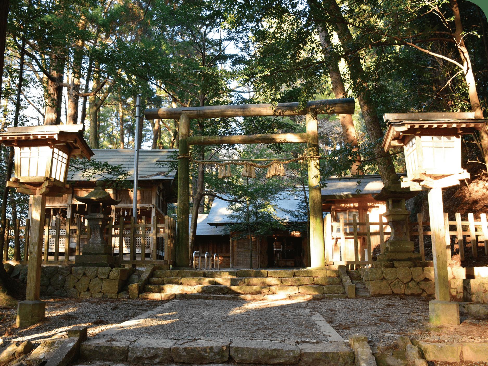 天岩戸神社東本宮 写真