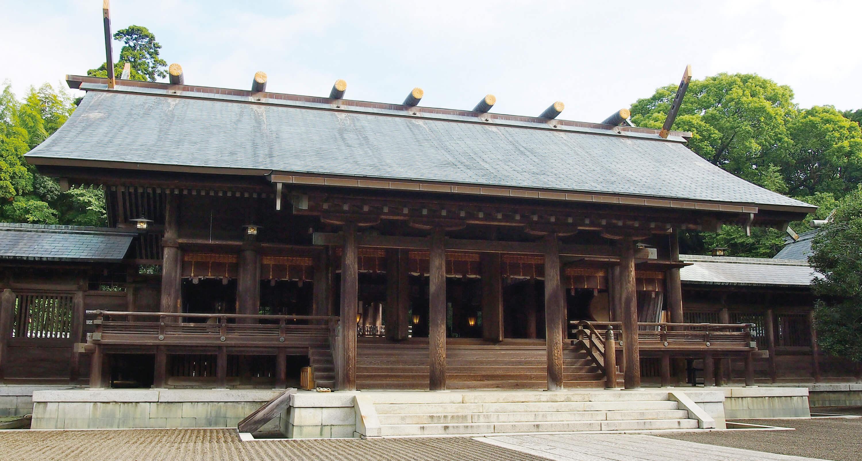 宮崎神宮 写真