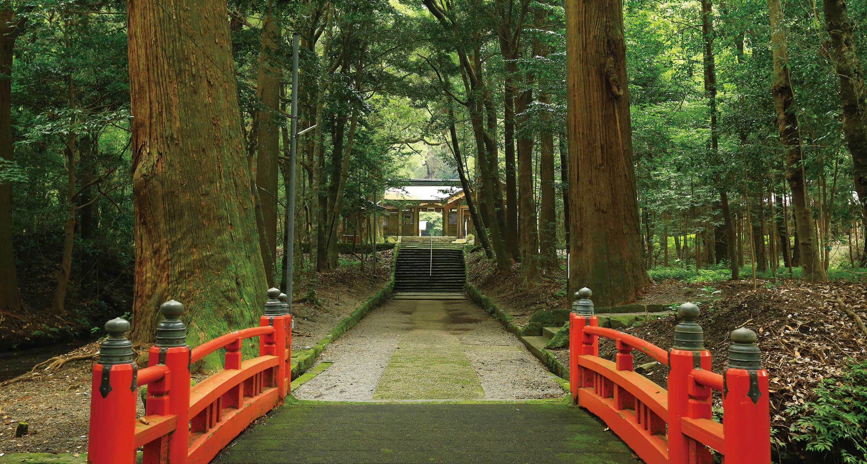 狭野神社 写真
