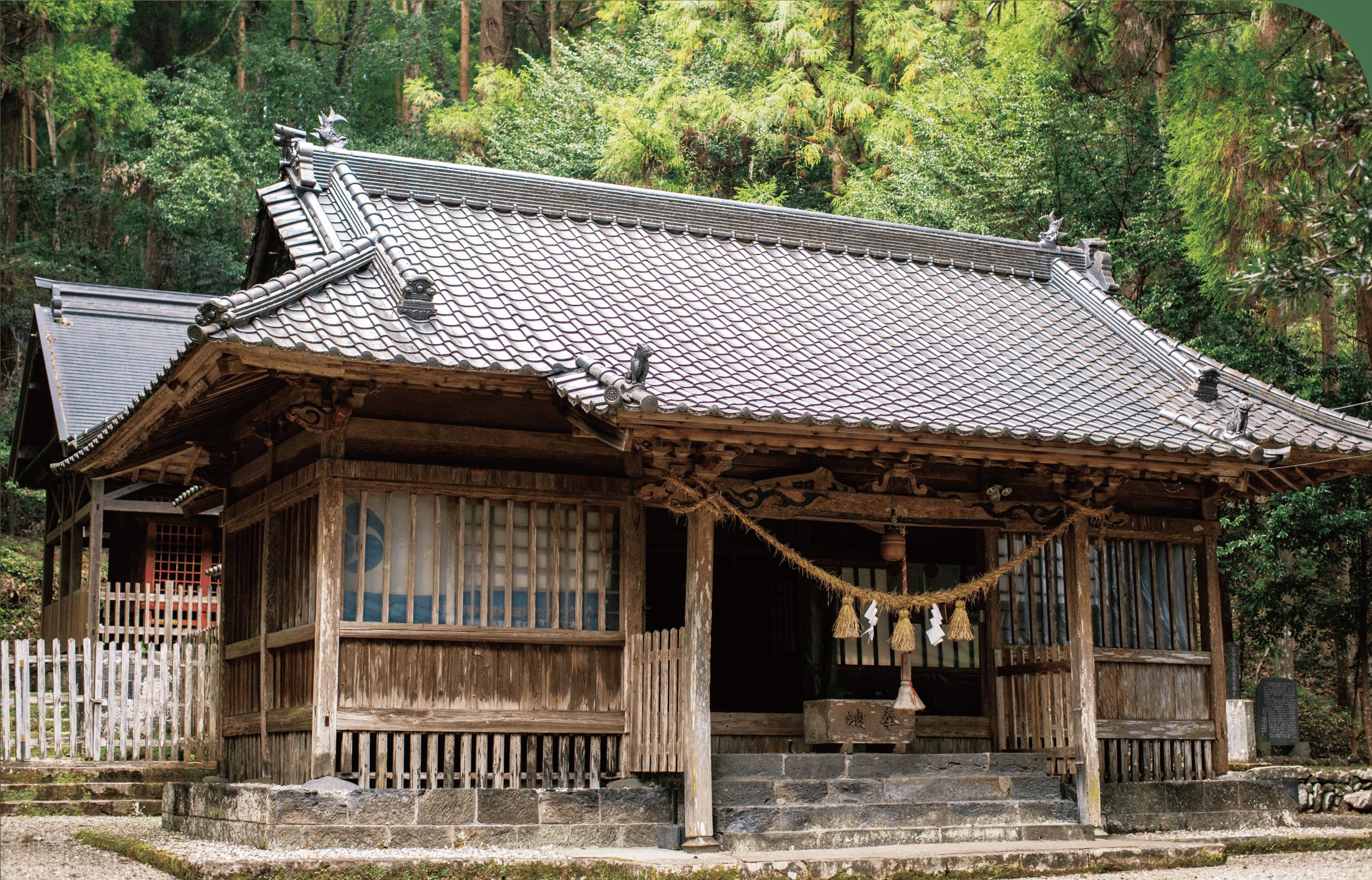 神門神社 写真