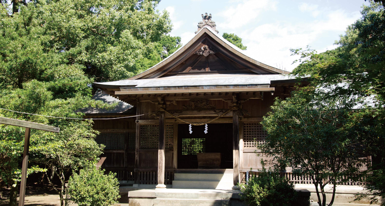 江田神社 写真