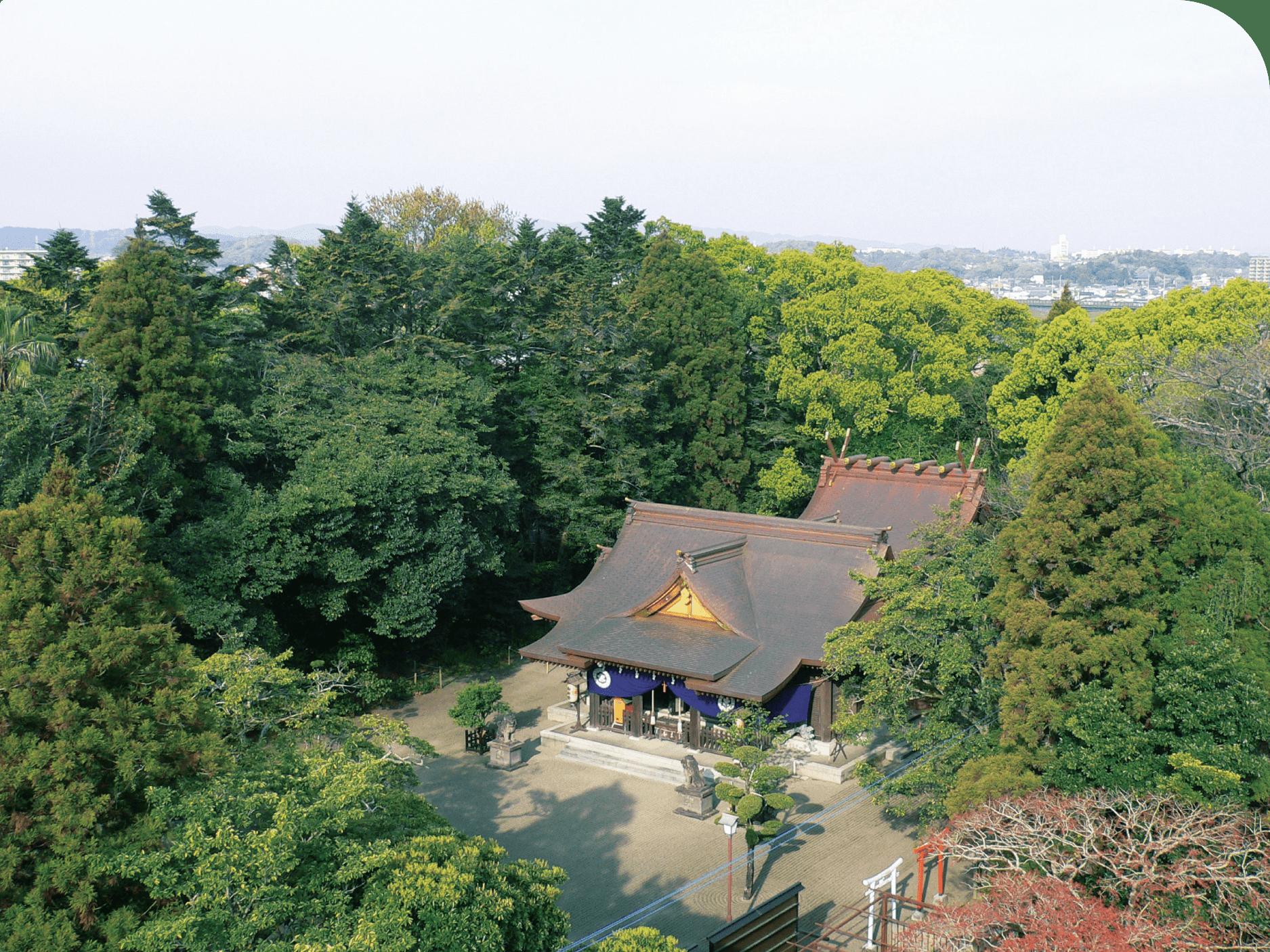 小戸神社 写真