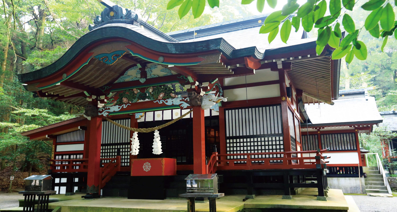霧島東神社 写真