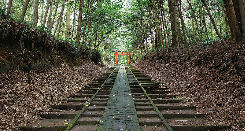 霧島岑神社 写真