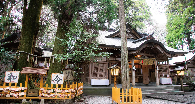 高千穂神社 写真